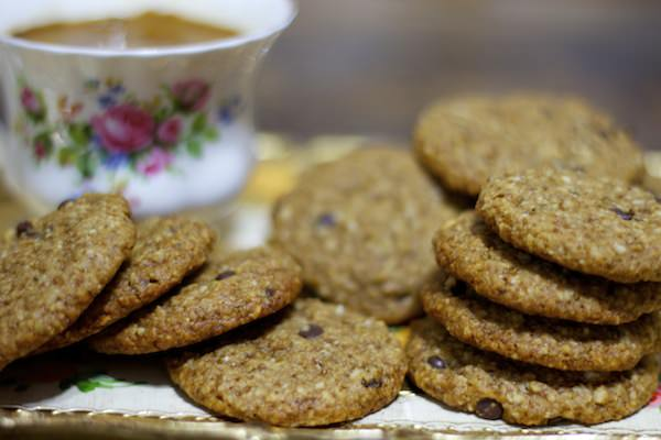 chocolate chip cookies – to cure your cravings