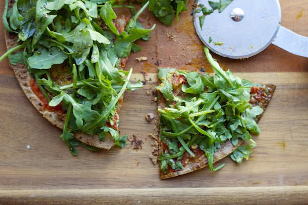 pizza, please! try this quick + healthy version